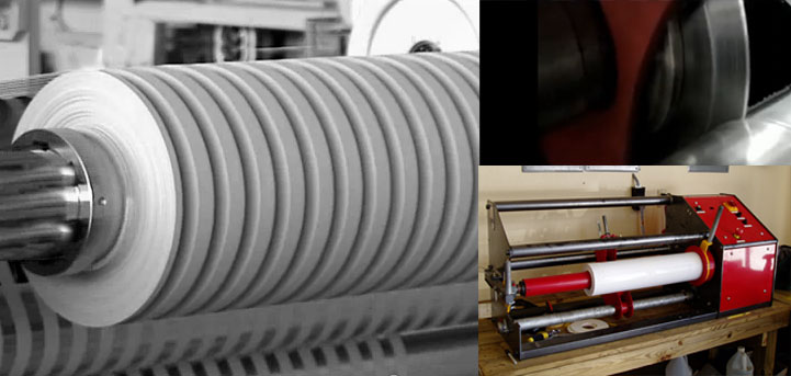 Used Or Rebuilt Roll Cutter Slitter Rewinder Amp Parts For Sale