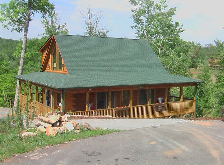 Western North Carolina Mountains Rental Cabin Home